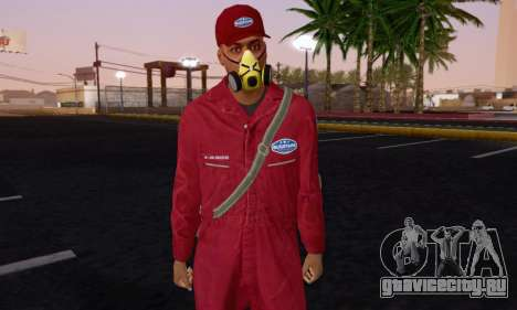 Bug Star Robbery 2 для GTA San Andreas