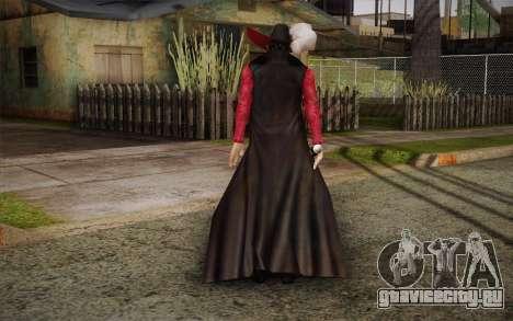 One Piece Dracule Mihawk для GTA San Andreas второй скриншот