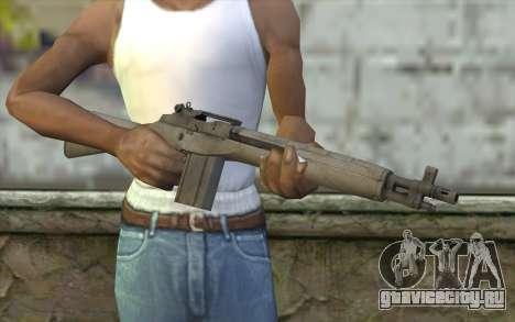 M14 из FarCry для GTA San Andreas третий скриншот