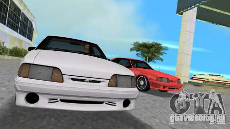 Ford Mustang Cobra 1993 для GTA Vice City