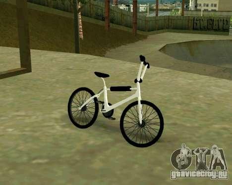 BMX из GTA Vice City Stories для GTA San Andreas