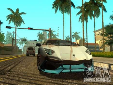 ENBSeries By Makar_SmW86 v1.0 для GTA San Andreas четвёртый скриншот