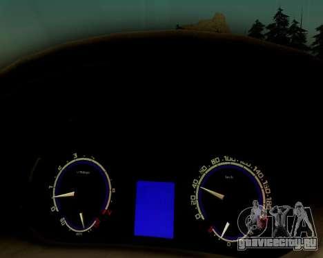 ВАЗ 2112 Tuneable для GTA San Andreas вид справа