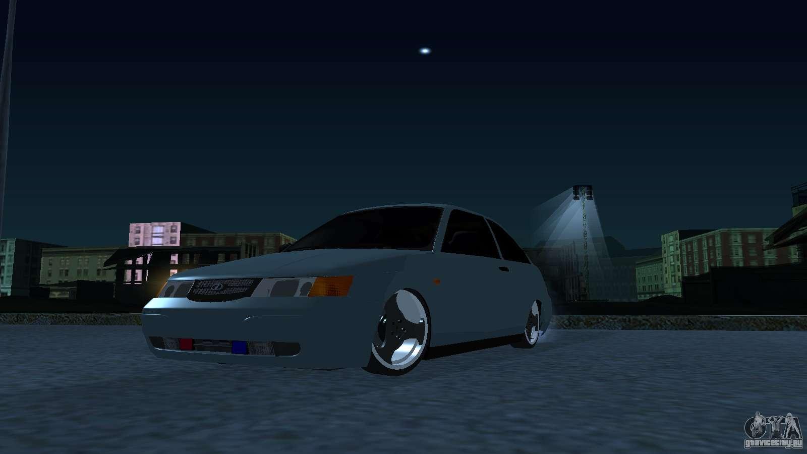Скачать Бпан для GTA San Andreas
