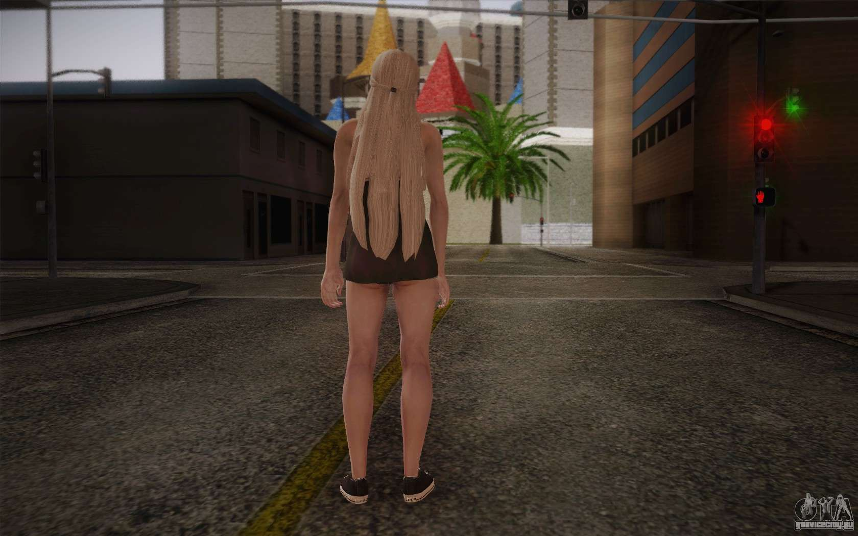 Mod gta san andreas make all girl  sexy photos
