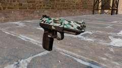 Пистолет FN Five-seveN Aqua Camo