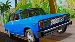 ВАЗ 2105 Riva для GTA San Andreas