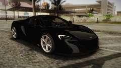 McLaren 650S Spider 2014 для GTA San Andreas