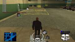 C-HUD by Extazy для GTA San Andreas