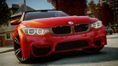 BMW M4 Coupe 2014 v1.0 для GTA 4
