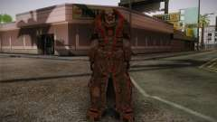 Theron Guard Cloth From Gears of War 3 v1 для GTA San Andreas