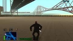 Кувырок для GTA San Andreas