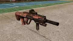 Автомат Steyr AUG-A3 Optic Red tiger для GTA 4