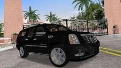 Cadillac Escalade ESV Luxury 2012 для GTA Vice City