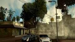 ENBSeries by Makar_SmW86 Medium PC для GTA San Andreas