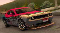 Dodge Challenger SRT8 2012 для GTA San Andreas