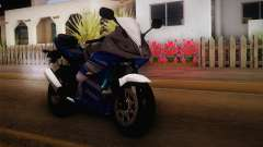 Yamaha YZF R15 для GTA San Andreas