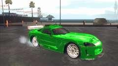 Dodge Viper SRT из NFS MW