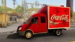ГАЗель 33023 Coca-Cola