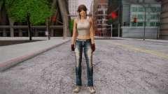 Hitomi из Dead or Alive для GTA San Andreas