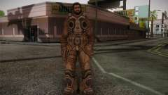 Dom From Gears of War 3 для GTA San Andreas