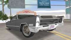 Cadillac DeVille 1967 Lowrider