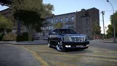 Cadillac Escalade для GTA 4