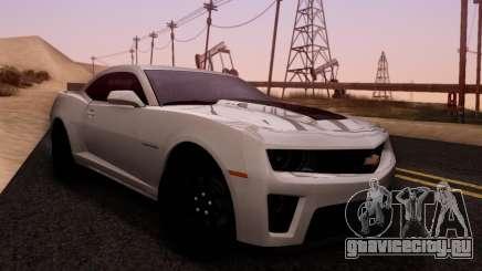 Chevrolet Camaro ZL1 2014 для GTA San Andreas