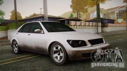 Sultan из GTA 5 для GTA San Andreas