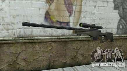 Arctic Warfare Super Magnum L115A1 для GTA San Andreas