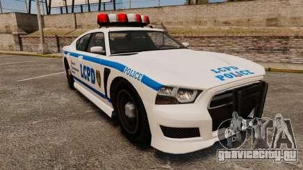 GTA V Bravado Buffalo LCPD для GTA 4