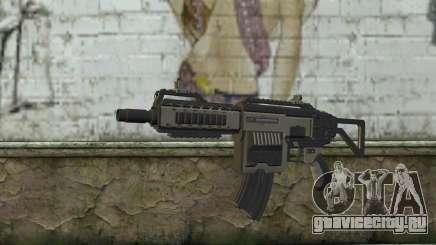 NS-11C Carbine from Planetside 2 для GTA San Andreas