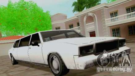 Tahoma Limousine для GTA San Andreas