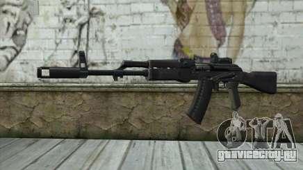 AK74M для GTA San Andreas