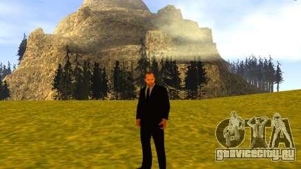 Jason Statham для GTA San Andreas