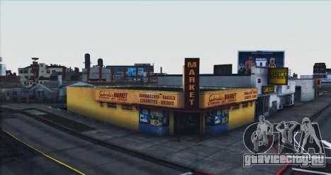ViSA Beta 1 для GTA San Andreas четвёртый скриншот