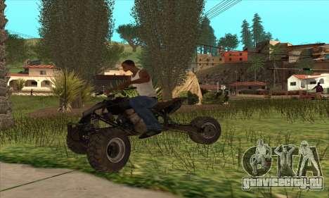 Trike from Ravaged для GTA San Andreas вид справа