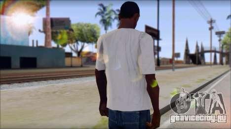 Pink Panther T-Shirt Mod для GTA San Andreas второй скриншот