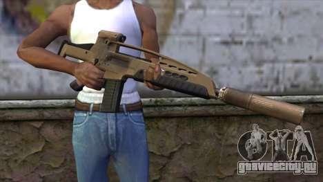 XM8 Assault Dust для GTA San Andreas третий скриншот