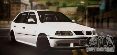 Volkswagen Golf G3 для GTA San Andreas
