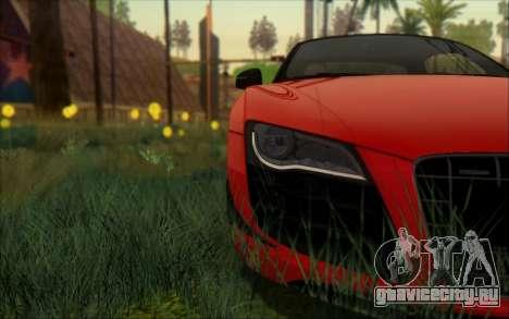 SA Ultimate Graphic Overhaul 1.0 Fix для GTA San Andreas второй скриншот