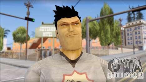 Serious Sam для GTA San Andreas третий скриншот