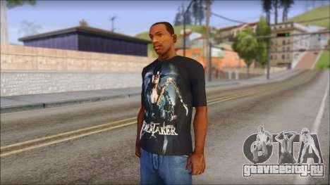 Undertaker T-Shirt v2 для GTA San Andreas