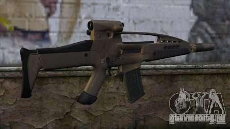 XM8 Assault Dust для GTA San Andreas второй скриншот