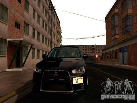 ENB by Makar_SmW86 v5.5 для GTA San Andreas