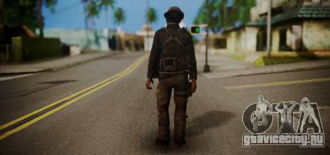 John Price для GTA San Andreas второй скриншот