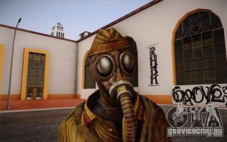 Nikolai from Killing Floor для GTA San Andreas третий скриншот