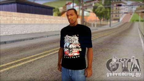 A7X Stars And Stripes T-Shirt для GTA San Andreas