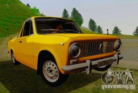 ВАЗ 2101 Пикап для GTA San Andreas