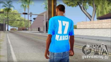 Thai Suckseed T-Shirt для GTA San Andreas второй скриншот